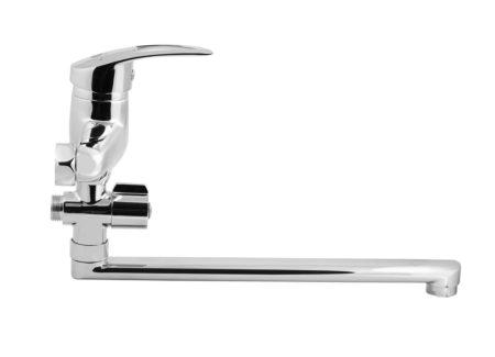 Cмесители для ванны MITTE ECONOMIC ECN02BL